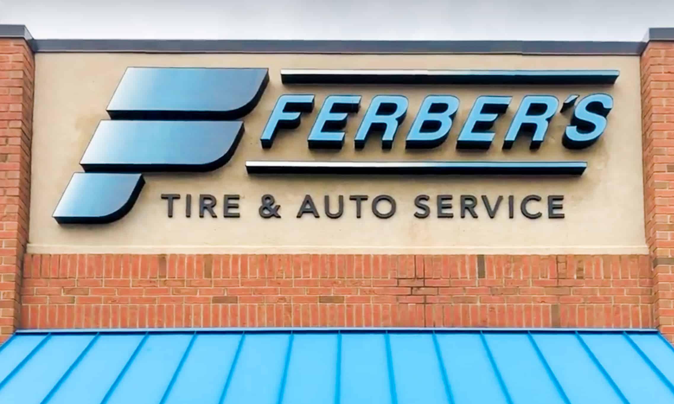 Ferbers Sign