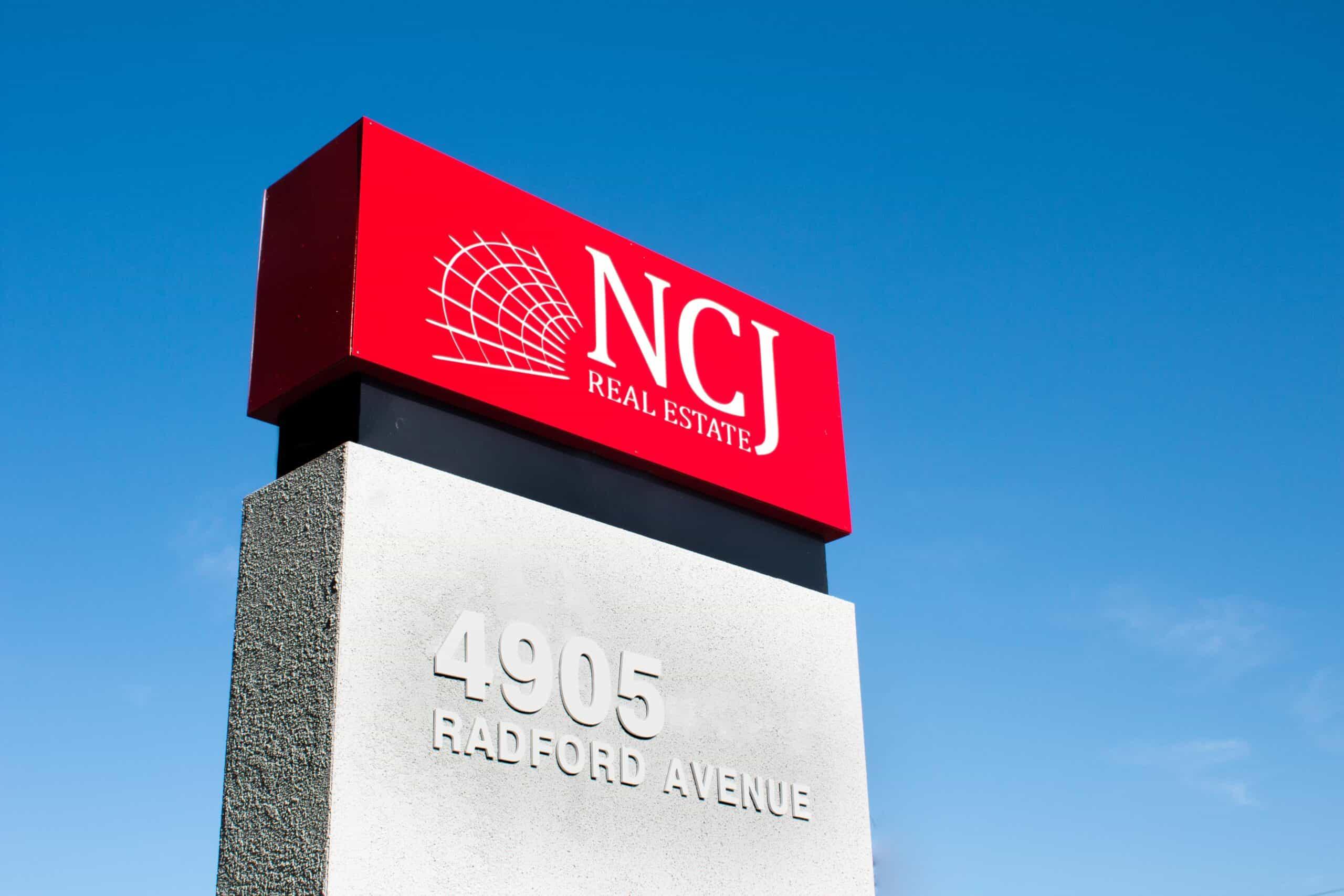 NCJ Sign